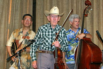 Fiddle - Bluegrass fiddler Kenny Baker
