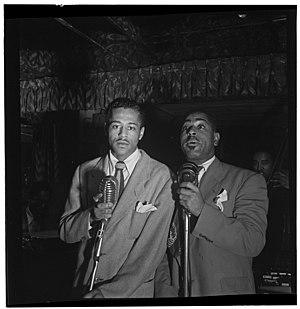 Kenny Hagood - Hagood with Dizzy Gillespie
