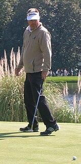 Kenny Perry professional golfer
