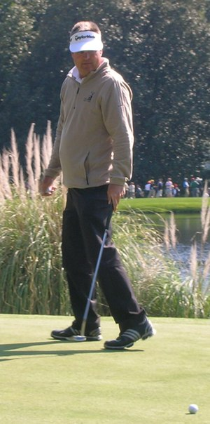 Kenny Perry - Perry at the 2009 Masters Tournament