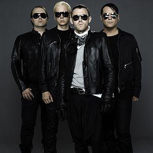 Kent (band) - Kent in 2007.