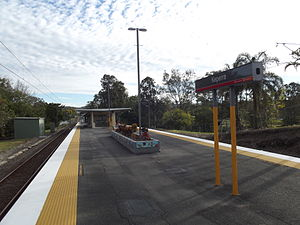 Keperra Railway Station, Queensland, Aug 2012.JPG
