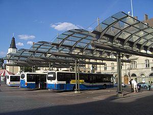 Keskustori bus terminals1