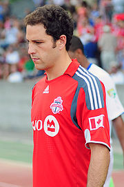Harmse im Dress des Toronto FC (2009)