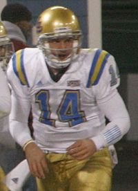 Kevin Prince at 2009 EagleBank Bowl.jpg