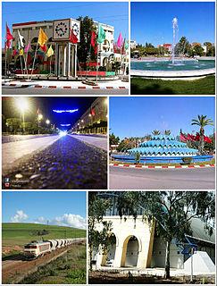 Khouribga City in Béni Mellal-Khénifra, Morocco
