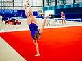 Kids Gymnastics ‐ Lake Macquarie ICG 2014 (15345022313).jpg