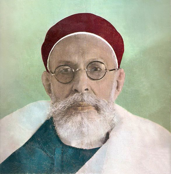 King Idris I of Libya August 15, 1965