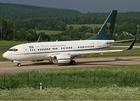 HZ-MF1 - B737 - Saudi Arabian Airlines