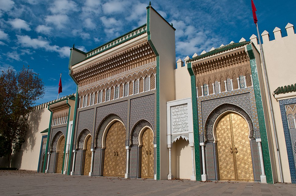 Kings palace in Fes (5364773212)