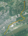 Kinney Run satellite map.PNG