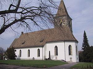 Kilchberg, Zürich - Church of Kilchberg