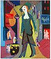 Kirchner - Nachtfrau - Frau geht über nächtliche Straße - 1928-29.jpg