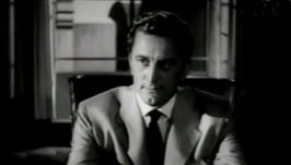 Kirk Douglas in The Bad and the Beautiful