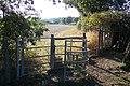 Kissing gate near Spelmonden Farm - geograph.org.uk - 1515704.jpg