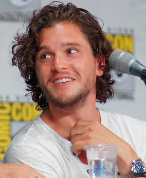 Kit Harington - Harington at Comic Con in 2011