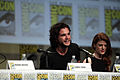 Kit Harrington & Rose Leslie (14588087868).jpg