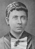Klara P�lzl (1860�1907), m�re d Adolf Hitler