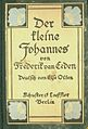 Kleine Johannes, vertaling Otten.jpg