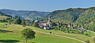 St. Trudperts Abbey former Benedictine abbey in Germany