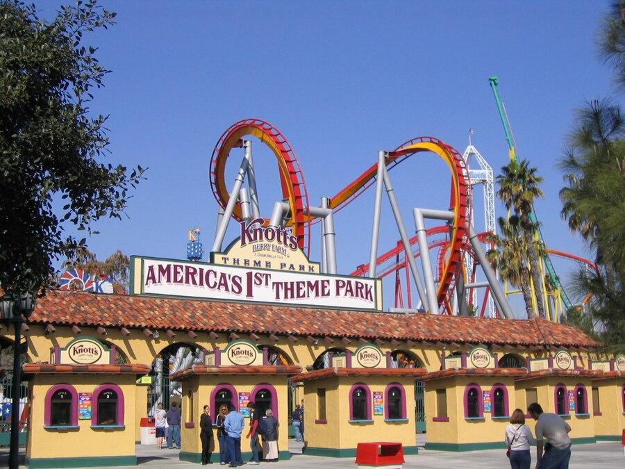 Buena Park, California