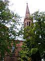 Kościół ewangelicki, ob. rzym.-kat. par. pw. Świętych Piotra i Pawła, 1872-1876 (33).JPG
