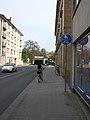 Kombinierter Gehsteig Bayreuth.JPG