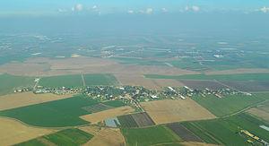 Komemiyut - Image: Komemiyut Aerial View
