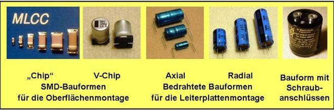 Kondensator (Elektrotechnik) – Wikipedia