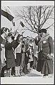 Koningin Wilhelmina tijdens haar bezoek aan Zeeuws-Vlaanderen, Bestanddeelnr 043-0505.jpg