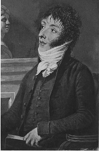 Konstantin Batyushkov - Portrait by Orest Kiprensky (1815)