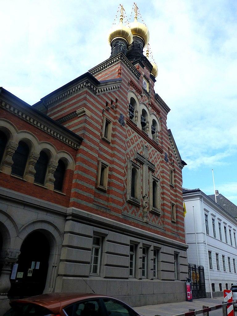 den russiske kirke