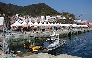 Hongdo - Image: Korea Hongdo port 11 02748