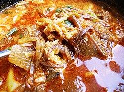 Korean soup-Yukgaejang-01.jpg