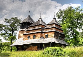 Kostryno, Church of the Protection of the Blessed Virgin Mary, 2009.jpg