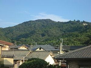 Chikugogawa Prefectural Natural Park - Image: Koura san