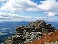 Kráľova hoľa - skalný hrad - panoramio.jpg