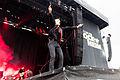 Kraftklub - Rock'n'Heim 2015 - 2015235180954 2015-08-23 Rock'n'Heim - Sven - 5DS R - 0336 - 5DSR2102 mod.jpg