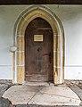 Krumpendorf Pirk Filialkirche hl Ulrich Portal 28092015 7761.jpg