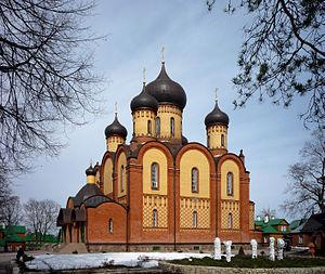 Pühtitsa Convent - Cathedral of Pühtitsa
