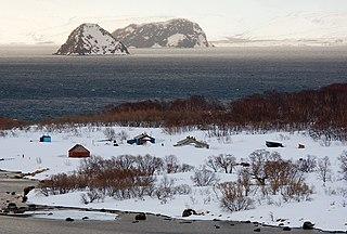 Kurile Lake lake in Russia