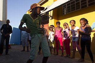 Südafrikanische Musik- und Jugendkultur