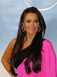 Kyle Richards NBC party at TCA.jpg