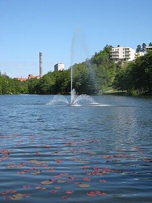 Sundbyberg Municipality - Lötsjön
