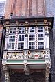 Lübeck Renaissance Erker am Rathaus (7478713288).jpg