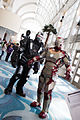 LBCC 2013 - War Machine and Iron Man (11027821795).jpg