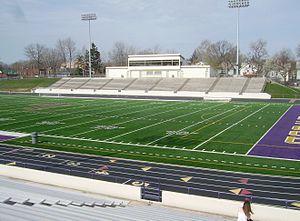 Lakewood High School (Lakewood, Ohio) - LHS Stadium