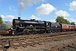 LMS 45690 Leander at Barrow Hill Roundhouse.JPG