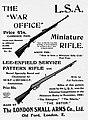 LSA and War Office 1906 Pattern Miniature Rifle advertisement.jpg