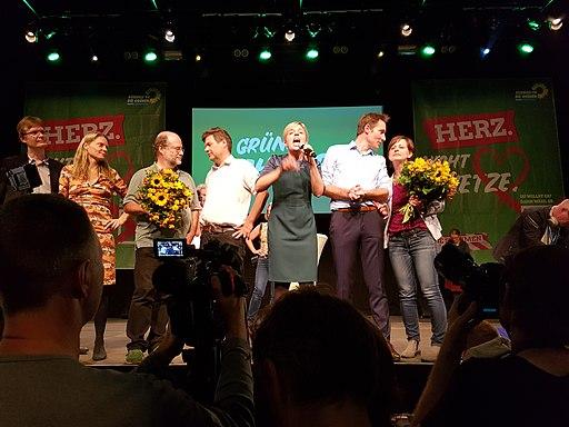 LTW18 Grüne Wahlparty2